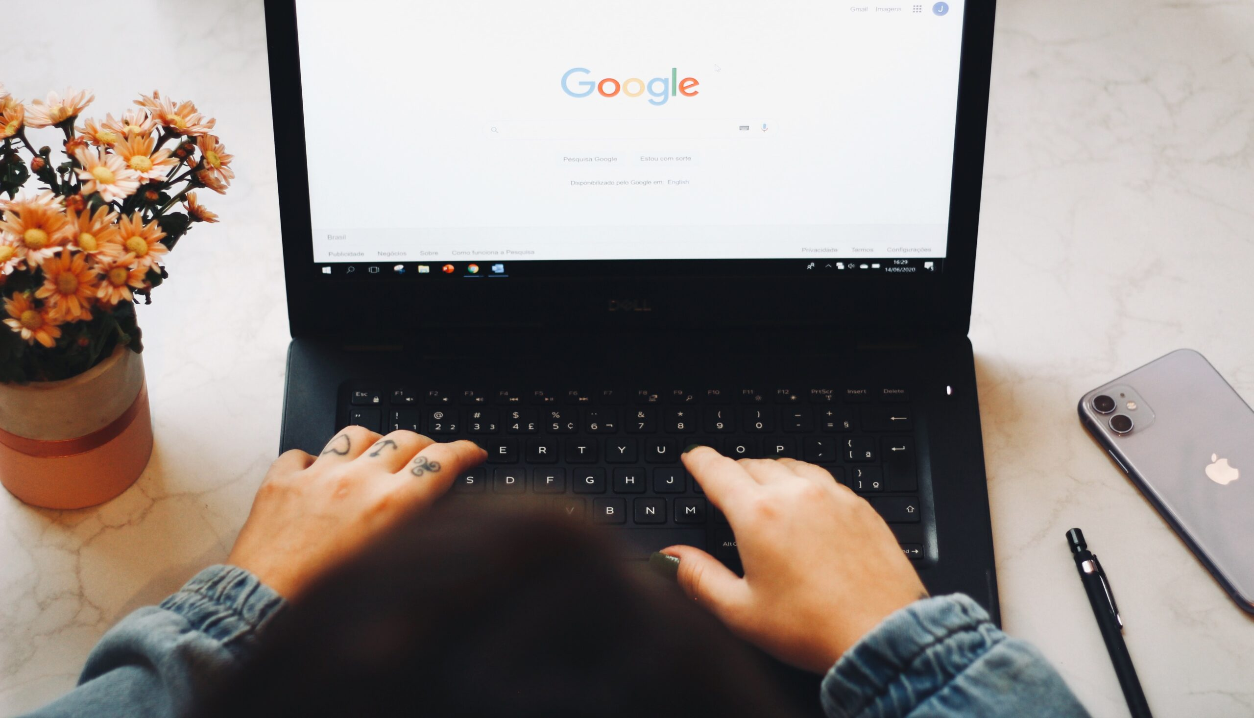 How to manage your Privacy on Google monitoring